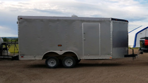 2013 factory outlet enclosed trailer
