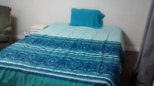 Clean, furnished rooms in Lower Mission_7 min drive to College
