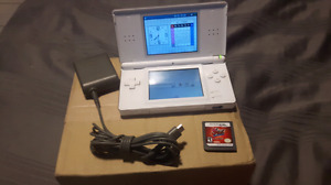 Nintendo DS Lite with Game