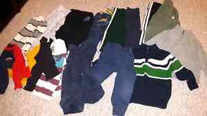 Boys lot 18-24 months clothing
