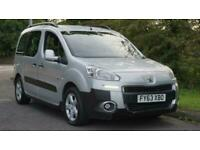 2013 Peugeot Partner Tepee 1.6 HDi 115 Outdoor 5dr MPV Diesel Manual