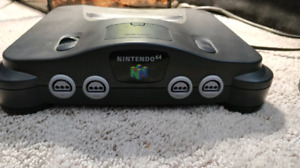 Classic N64 — MINT CONDITION