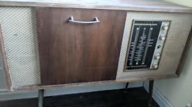 Vintage Radiogram £30