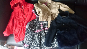 Over 40items girls clothing 12-24m