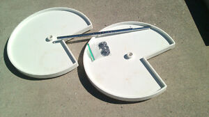 "28"" Lazy Susan kit for sale."