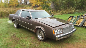 1983 buick regal trade
