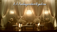 WEDDINGS AND EVENT'S DECORATIONS