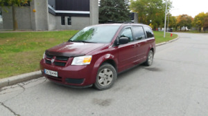 2009 Dodge Grand caravan Stow'n Go