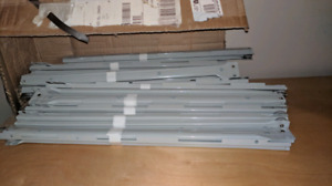 Drawer runners set of 16 ( for 8 drawers)