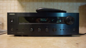 ONKYO TX8050 Receiver + QT-T6 Tower Speakers