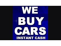 We buy runners non runners top price paid for all cars 100 t0 3000