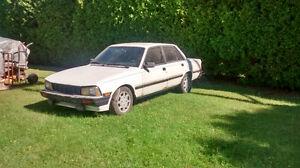 Peugeot 505 turbo 1987
