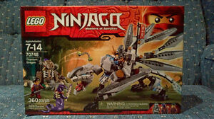 Lego Ninjaga Lot - 5 Different Sets Cambridge Kitchener Area image 4