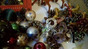 Vintage Christmas ornaments Windsor Region Ontario image 7