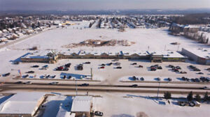 Retail Opportunities For Lease in Drayton Valley!