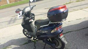 Used 2015 Canada TT 501 Electric Scooter