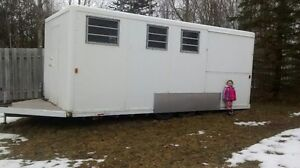 Concession Trailer (Food Truck) 18' x 8' x 8' For Sale