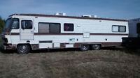 1983 Allegro Motor Home  Tiny House, Cottage or Hunter's Cabin