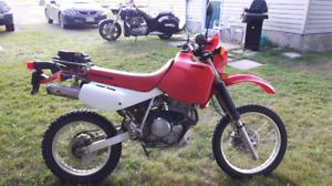 2006 Honda XR650L