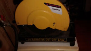 "New 14"" Metal cut off saw"