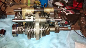 Built srt4 transmission