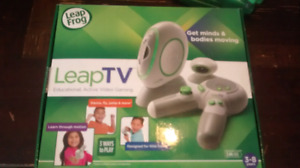 Leap tv  educational active video gaming