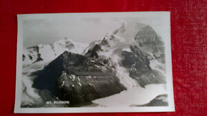 Postcards by J.A. Weiss - Jasper National Park Kitchener / Waterloo Kitchener Area image 3