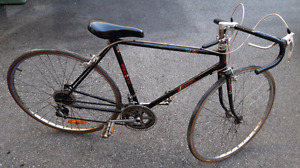 █ ♣ █ Vintage 12 speed SEKINE road race bicycle = 1st $140 █ ♣ █