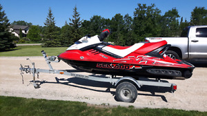 For sale 2008 Seadoo RXT 215hp