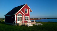 Weekend Special ~ $299 ~ 4 Star Waterfront Cottage, Darnley PEI