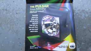The Pulsar Xenon Strobe Light