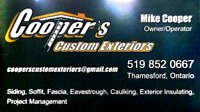 Siding and Eavestrough services