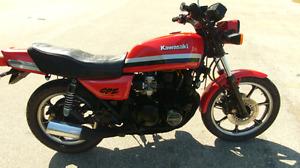 1982 GPZ 750