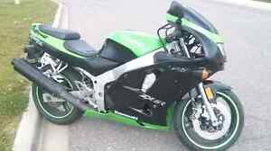 Kawasaki Ninja ZX-6R - Lowered