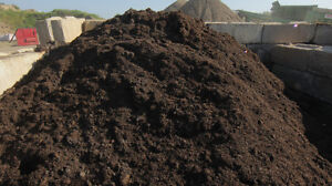 Mushroom Manure, Top Soil, Sand, Gravel
