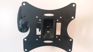 Tv wall mount- almost new with all accessories