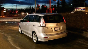 Mazda 5GT 2008 LIKE NEW!  REDUCED!!!