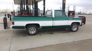 1979 Chevy square body truck