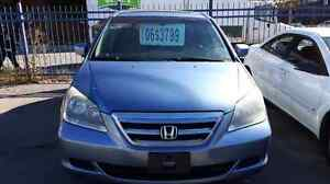 2006 Honda Odyssey EX-L FULLY LOADED,AS IS SPECIAL, CALL FIRST!