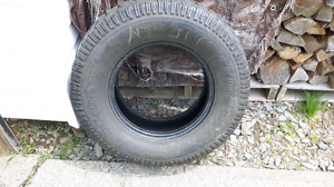 Traction King Plus tire LT245/75R16   120/1160 M+S