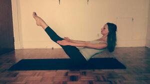 Cours de yoga privés - 60 dollars - St Urbain / St Viateur