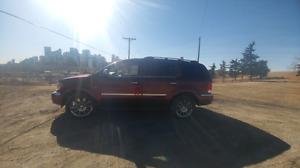 2008 Chrysler Aspen Durango Journey Limited $7999 obo