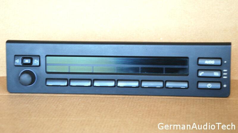 BMW MID MULTI-INFORMATION RADIO STEREO DISPLAY E39 528 530 540 M5 65826906222