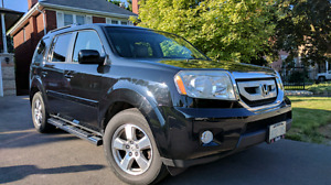 2009 Honda Pilot 4wd Fully Loaded for sale.