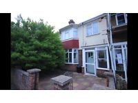 3/4 bed house in Acton W3 to let