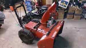 Craftsman 27/1040 snowblower / no engine