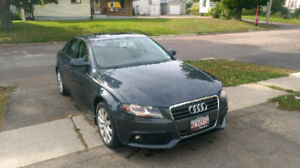 selling 2011 audi a4 11,500 reduced 400$