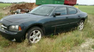 2008 Dodge charger (engine seized)