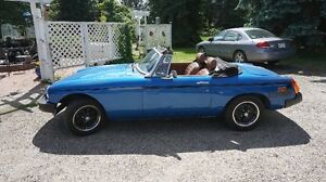 For Sale - 1977 MGB