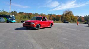 Chevrolet s10 xtreme 2001
